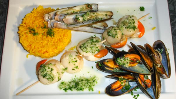 Suggestion de plat - Lou Cigalou, Florensac