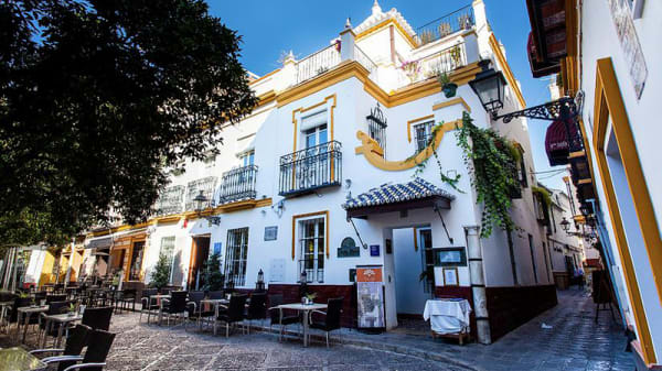 Terraza - Doña Elvira, Sevilla