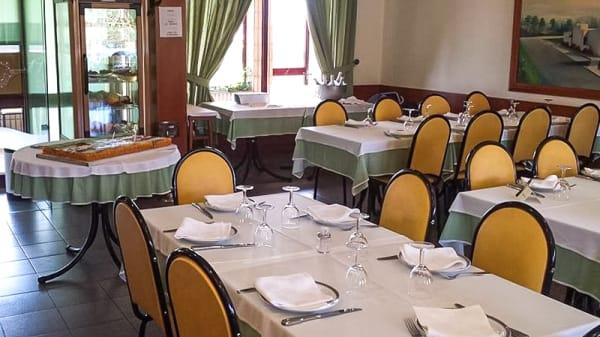 Interno - Restaurante S. Pedro, Mindelo