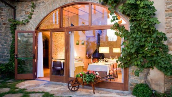 Vista entrada - Ca I'Ignasi, Cantonigròs