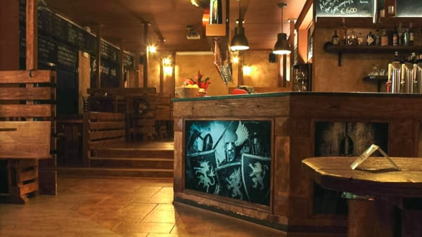 Vista sala - Gambrinus Pub, Spinea