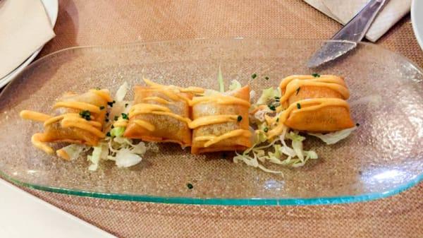 Sugerencia del chef - Trasiegobar, Totana