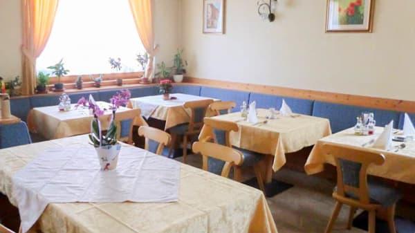 Sala interna - Dal Pez, Denno