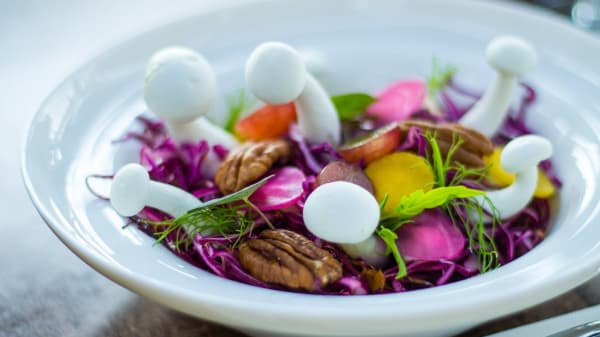 Vegetarisch - Brasserie Het Gouden Kalf, Haia