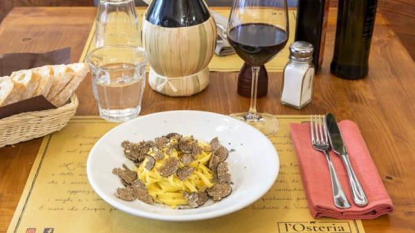Suggerimento dello chef - L'Osteria Cucina Casalinga, Firenze