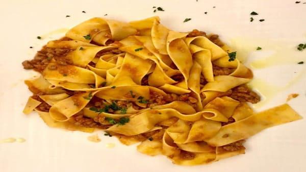 Suggerimento dello chef - Osteria San Paolo, Pisa