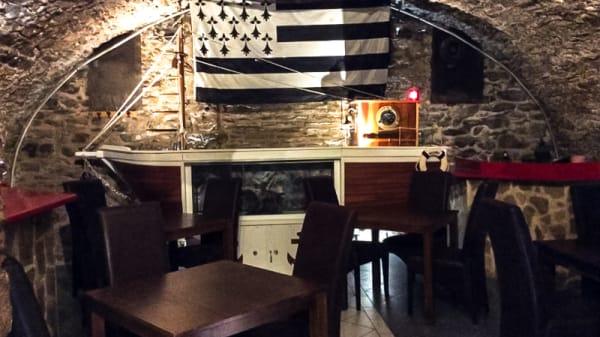 Salle du restaurant - La Regal'ette, Sion