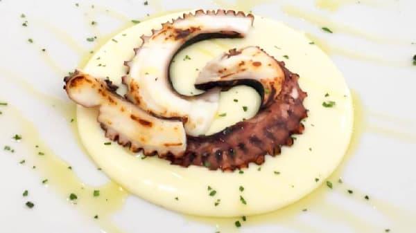 Suggerimento dello chef - Fish&Go, Rome