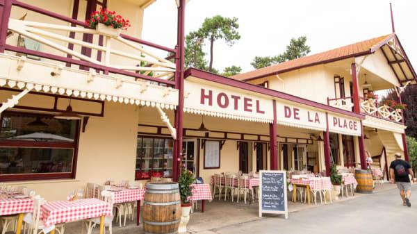 Extérieur - Hôtel de la plage, Lège-Cap-Ferret