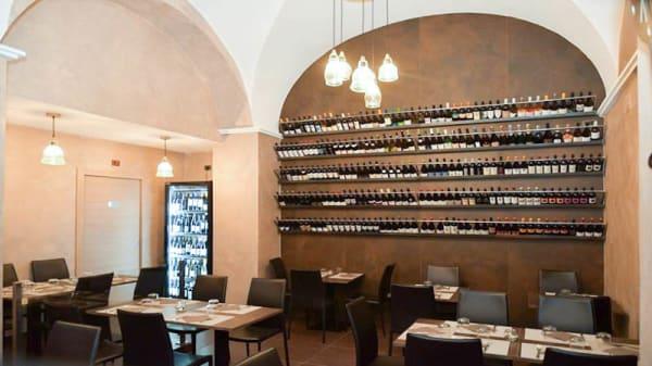 Vista sala - Vite Restaurant, Catania