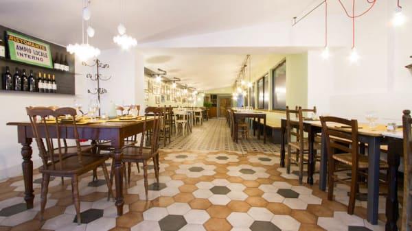 Salone ristorante - Braciere Malatesta, Florence