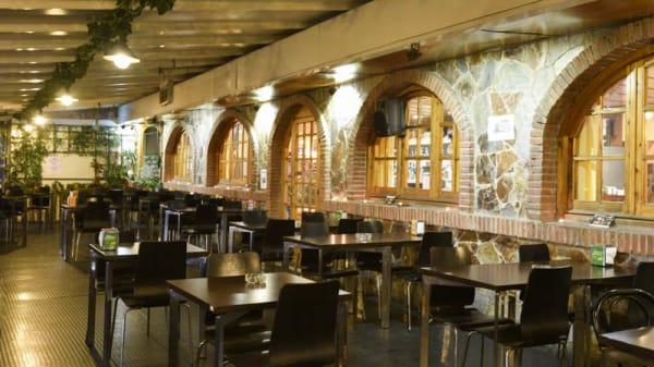 Vista sala - Asador San Marino, Sant Feliu de Llobregat