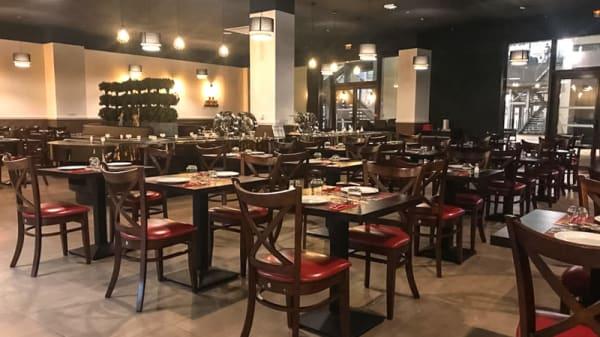 Salle du restaurant - Madras, Chauconin-Neufmontiers