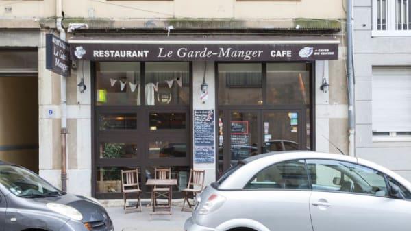 façade - Le Garde Manger Bistro Resto Apero, Lyon