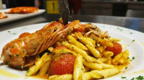 Suggerimento dello chef - Il Mozzo, Cagliari