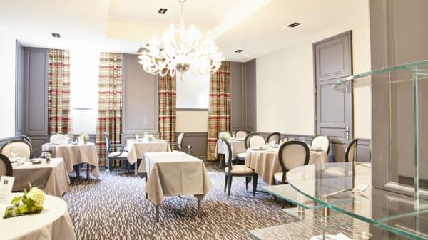 Vue de la salle - Restaurant Vatel - Lyon, Lyon