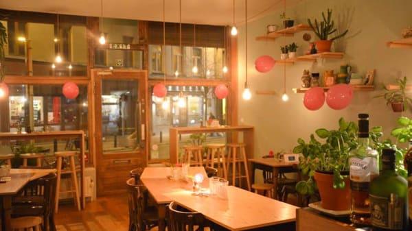 salle - Kitchen 151, Ixelles
