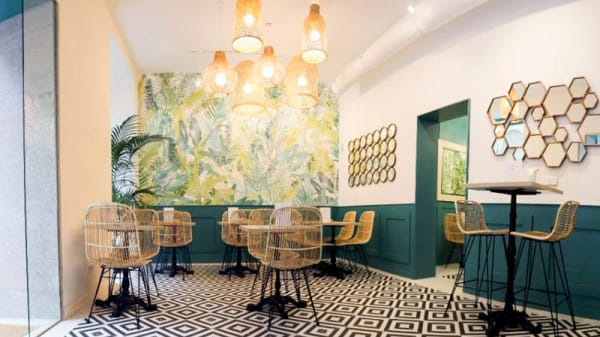 Vista de la sala - Seara Café, Madrid