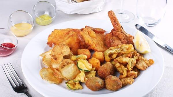 Suggerimento dello chef - La Cantinella, Ostra