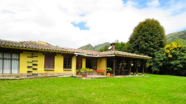 Jardín Posterior - Fornalla Gourmet, Chía (Cundinamarca)
