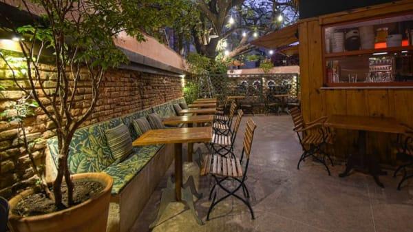 Entrada - Pellegrino Restaurante, Belo Horizonte