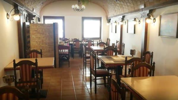 Interior - Los Rosales, Manzanares