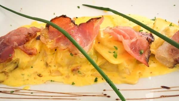 suggerimento dello chef - Agriturismo Bel Poggio, Bivio San Polo