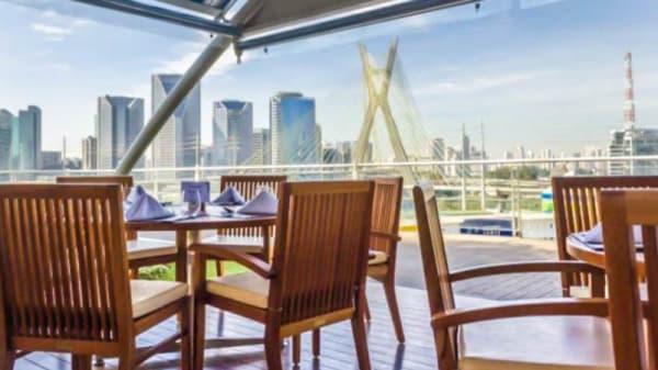 365 Vista - Restaurante 365 Vista - Novotel Morumbi, São Paulo