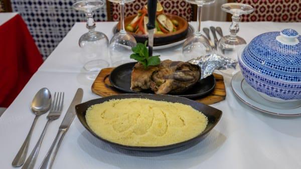 Suggestion du Chef - L'Arganier, Fontenay-aux-Roses