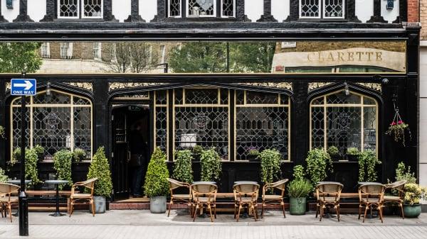 Clarette, Londres