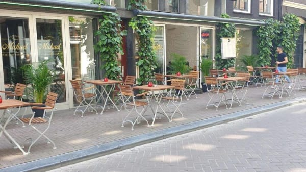 Ingang - La Casa Di Michael (rembrandtplein), Amsterdam