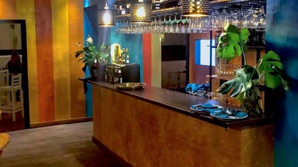 Vista de la sala - Ascuas Grill & Wine, Torremolinos