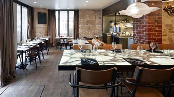 Salle du restaurant - Machiavel, Paris