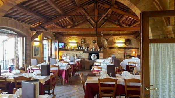 Vista sala - Anchise, Tortoreto