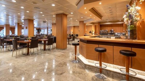 1 - Café Praga - Hotel Praga, Madrid
