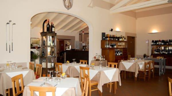 Vista sala - Ristorante del Golf, Acqui Terme