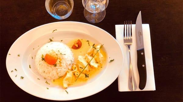 Suggestion du chef - Josephine, Paris