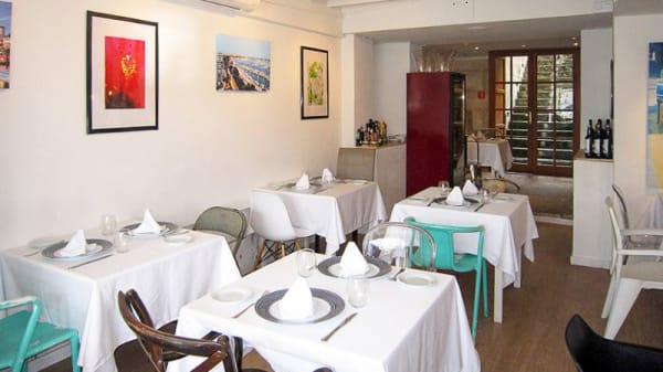 Vista de la sala - Porto Pino Restaurant & Boutique, Palma de Mallorca