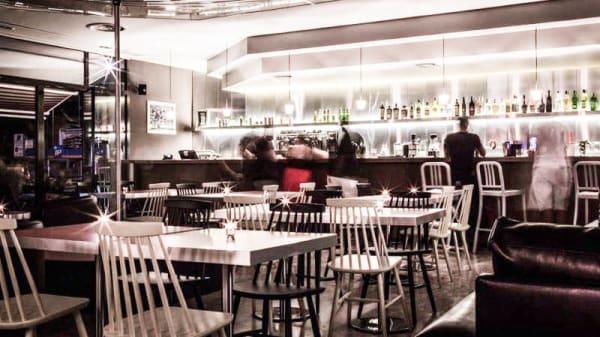La sala - Acilia Diner, Rome
