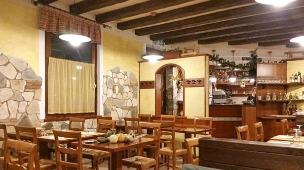 Interno - Trattoria Al Piron, Gorizia