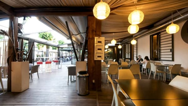 sala-terrazza - Controluce, Brugherio