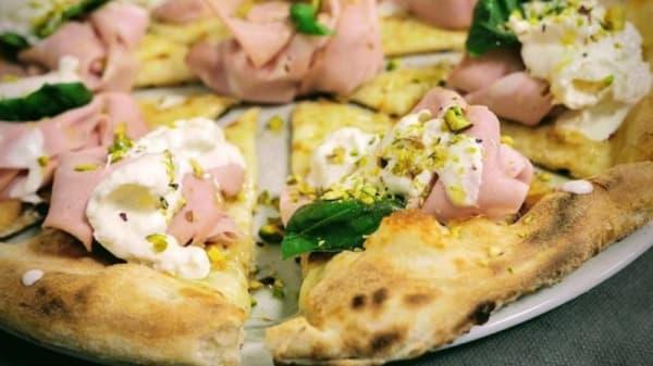 Suggerimento dello chef - Pizzeria Pedemonte, Pedemonte