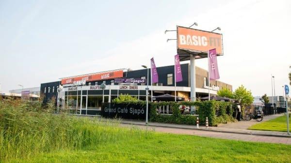Front - Grand Cafe Sjapo, Hoofddorp