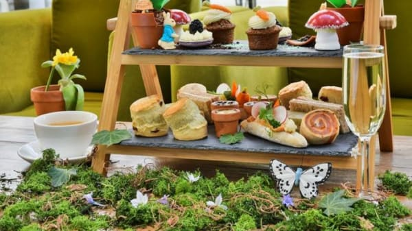 Peter Rabbit Afternoon Tea by Terrace at The Dilly  - Terrace at The Dilly, London