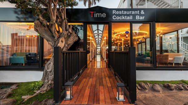 Entrada - Time San Agustin Restaurant & Cocktail Bar, Maspalomas