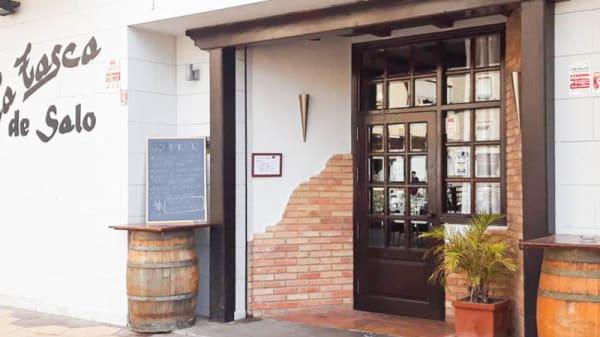 Entrada - La Tasca de Salo, L'Eliana