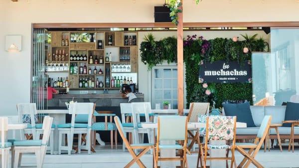 Terraza - Samarkand & Las muchachas beach house, Estepona