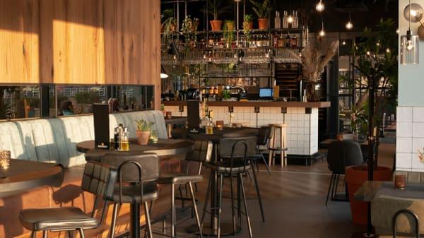Het restaurant - Bitemark, Alkmaar
