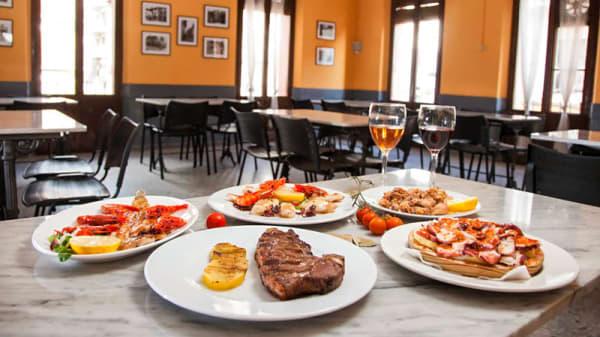 Sugerencia del chef - La Cooperativa, Santa Maria De Corco