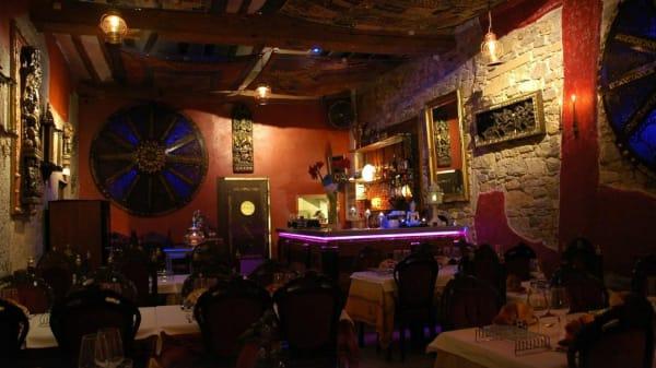 Restaurant - Raj Mahal, Lyon